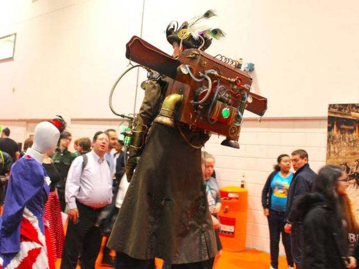 The Most Impressive Cosplay Costumes From London Comic Con (26 pics)
