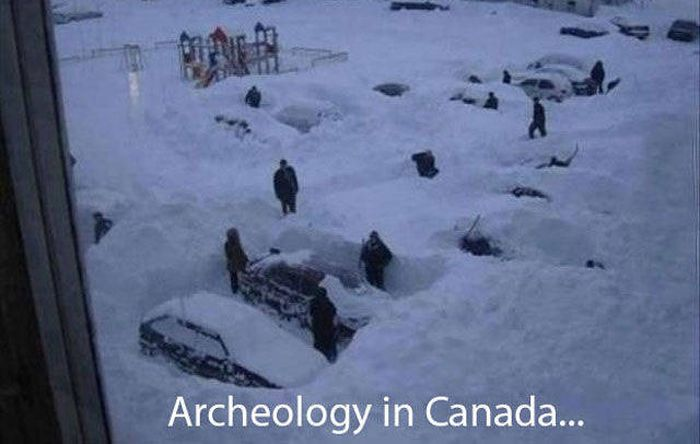 Strange Sights That Can Only Be Seen In Canada (41 pics)