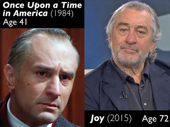 Comparing How Hollywood Thought Actors Would Age To How They Look Now (30 pics)