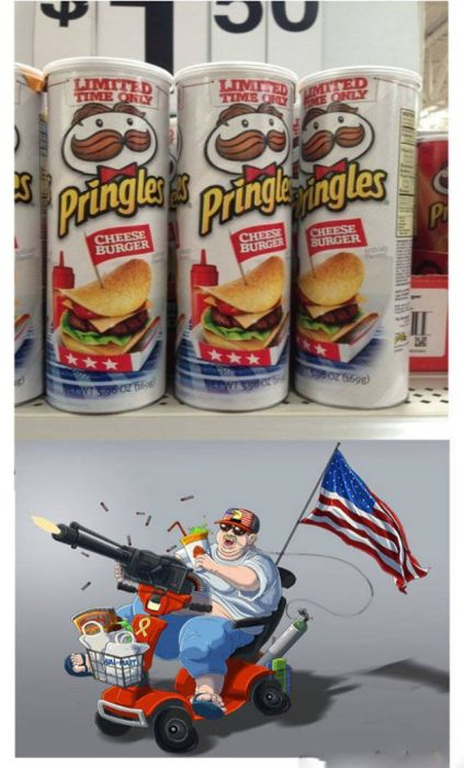 America Themed Pics That Will Hit You With A Fist Full Of Freedom (50 pics)