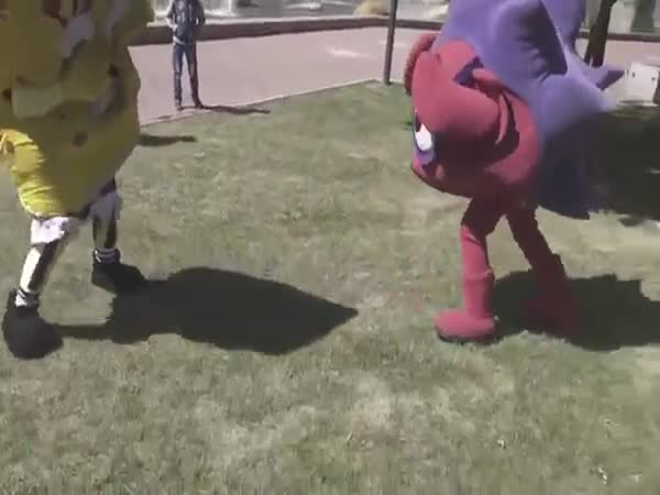 Weird Fight