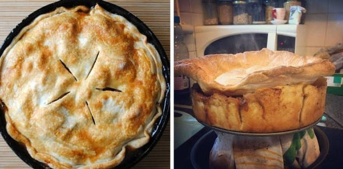 Cooking The Perfect Meal: Expectations Vs Reality (22 pics)