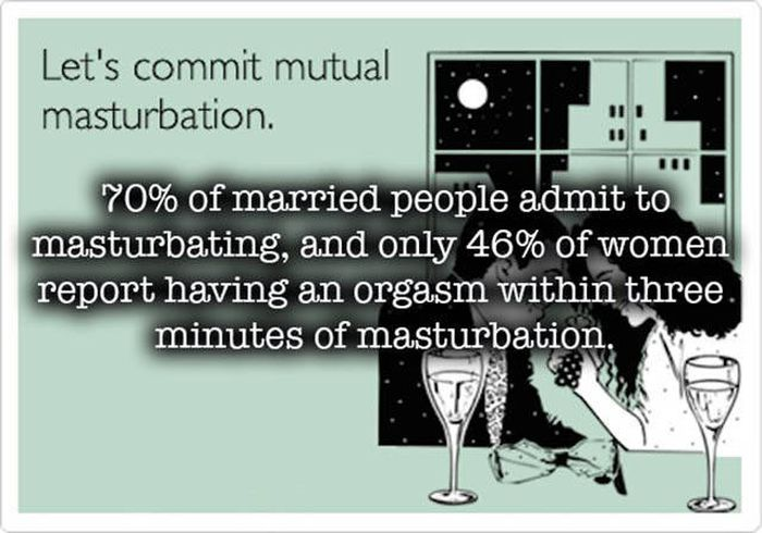 Fun Facts That Will Educate You About Masturbation (18 pics)