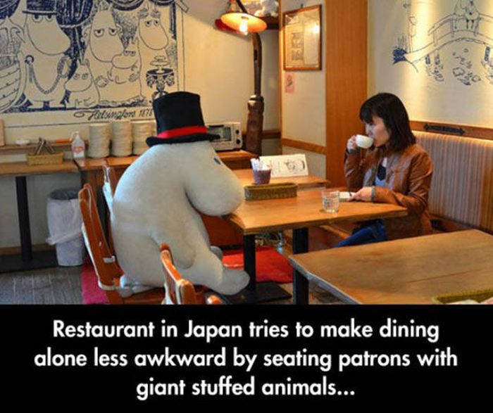 The World Is Cold When You're Forever Alone (42 pics)
