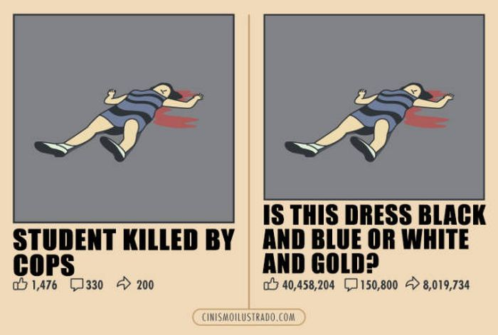 Cynical Illustrations That Tell The Brutally Honest Truth About Modern Life (40 pics)