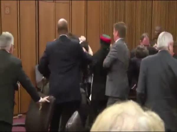 Victim's Father Attacks Ohio Serial Killer