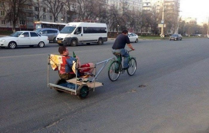 In Russia Crazy Is The New Normal (41 pics)