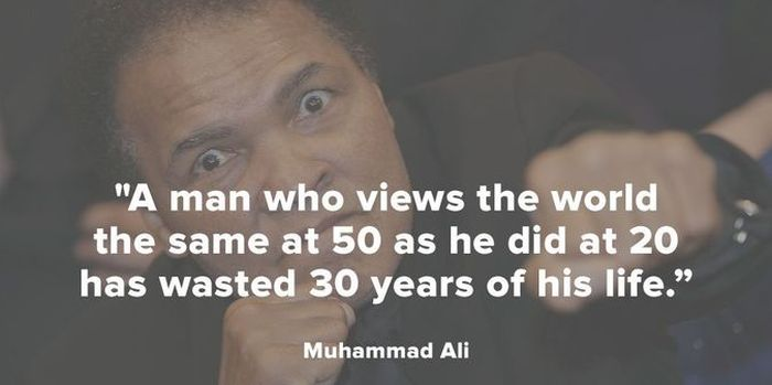 Muhammad Ali Left Behind An Incredible Legacy (17 pics)