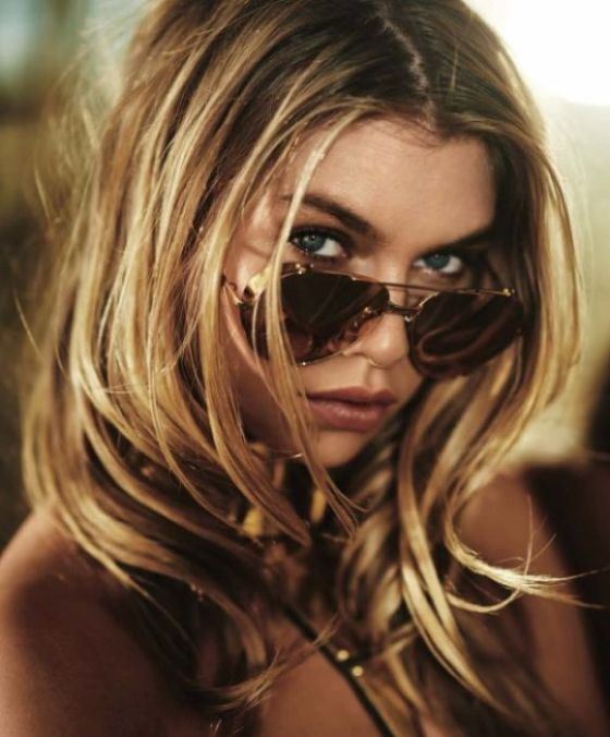 Victoria's Secret Supermodel Stella Maxwell Is Drop Dead Gorgeous (8 pics)