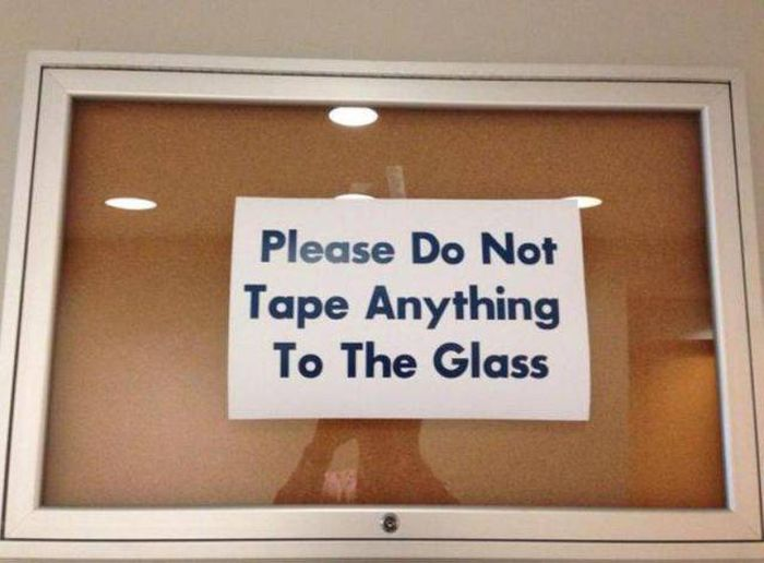 It's Impossible To Ignore The Irony In These Pictures (39 pics)