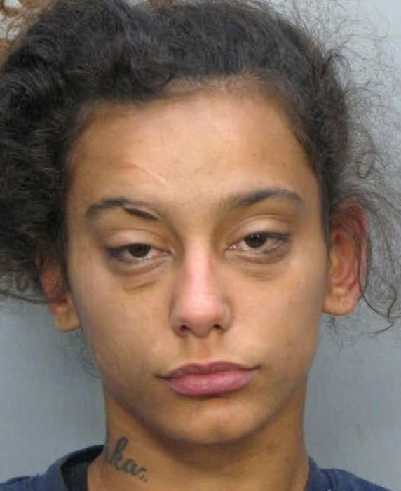 Brutal Looking Mugshots Of American Prostitutes (28 pics)