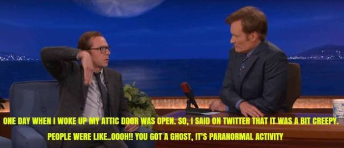 Simon Pegg Pulled An Outrageous Prank On All His Twitter Followers (9 pics)