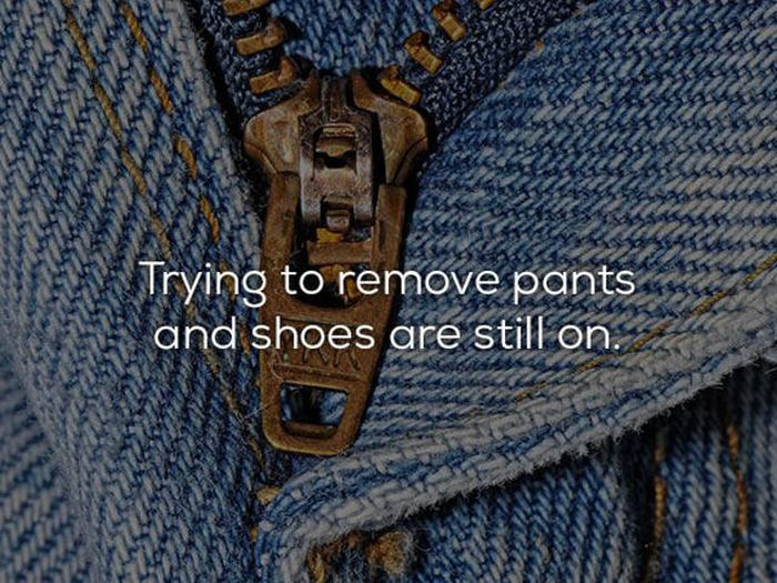 These Are The Least Sexy Things About Sex (16 pics)