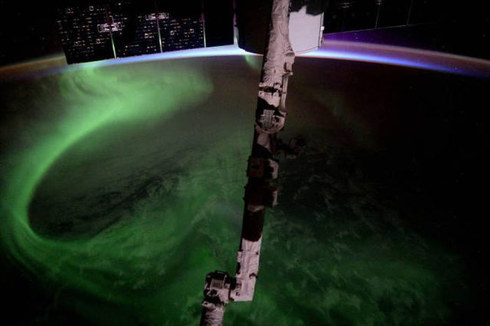 Nobody Has A Better View Of Earth Than The Astronauts Do (51 pics)