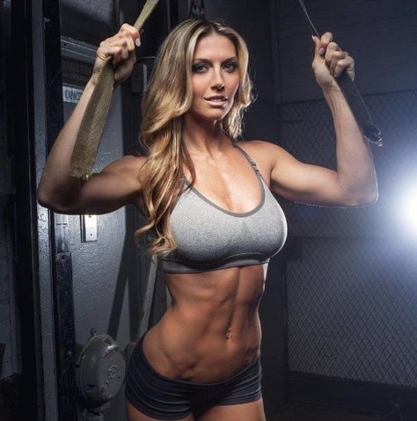 Athletic girls sexy