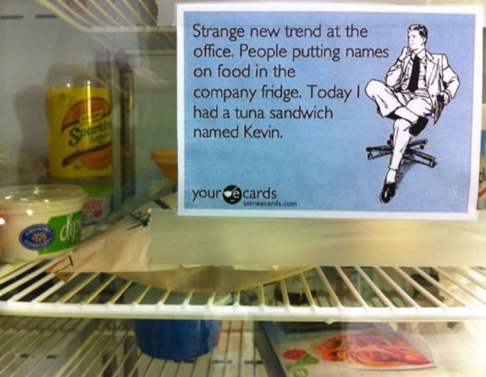 Hilarious Notes Help Make Work A Lot More Enjoyable (26 pics)