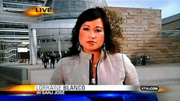 The Best Live News Blooper Gifs The Internet Has To Offer (20 gifs)