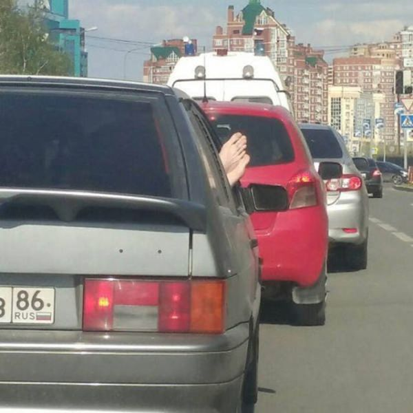 Many Strange And Surprising Things Can Happen Out On The Road (39 pics)