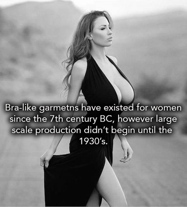 If You Like Breasts Then You're Going To Love These Facts (15 pics)
