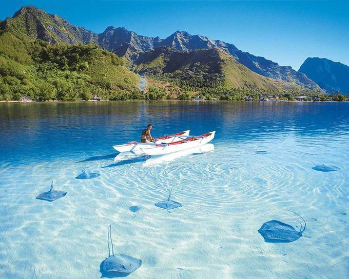 Soothing Pictures Of Beautiful Crystal Clear Waters (38 pics)