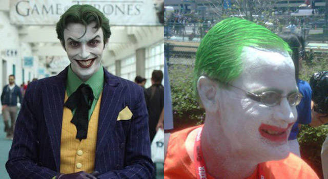 Epic Cosplay Wins Side By Side With Brutal Cosplay Fails (23 pics)