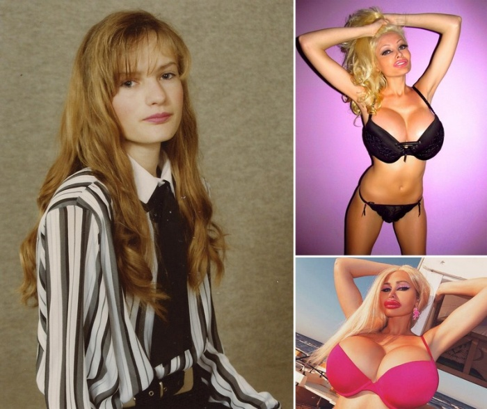 Victoria Wild Has Made Some Extreme Changes To Her Body (19 pics)