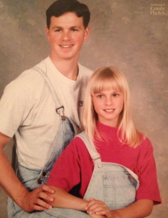 Proof That The 90s Was Loaded With Bad Fashion Trends (18 pics)