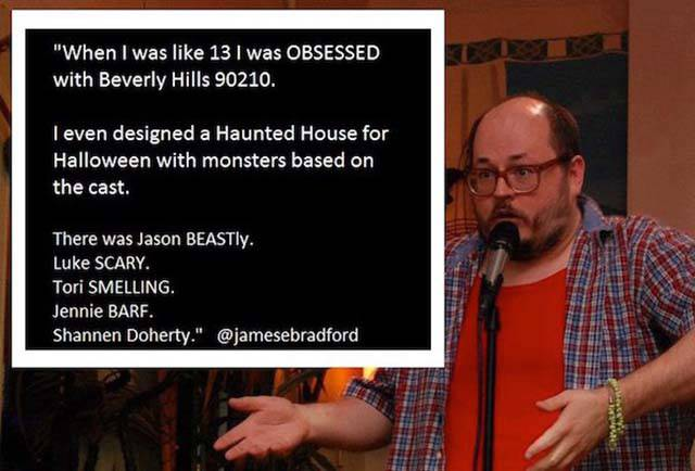 Enjoy This Healthy Dose Of Witty Stand Up Comedy Jokes (46 pics)