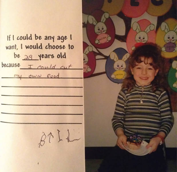 Hilarious Kids Who Happen To Have Awesome Life Goals (42 pics)