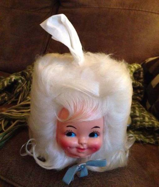 Awkward, Arbitrary And Amazing Thrift Shop Discoveries (67 pics)