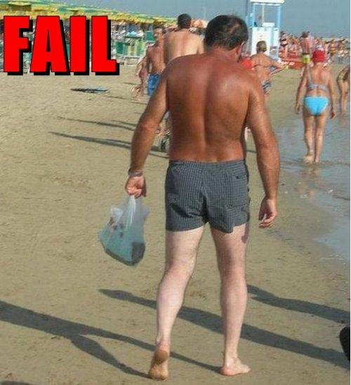 Tanning Fails Don't Get Much Worse Than This (20 pics)