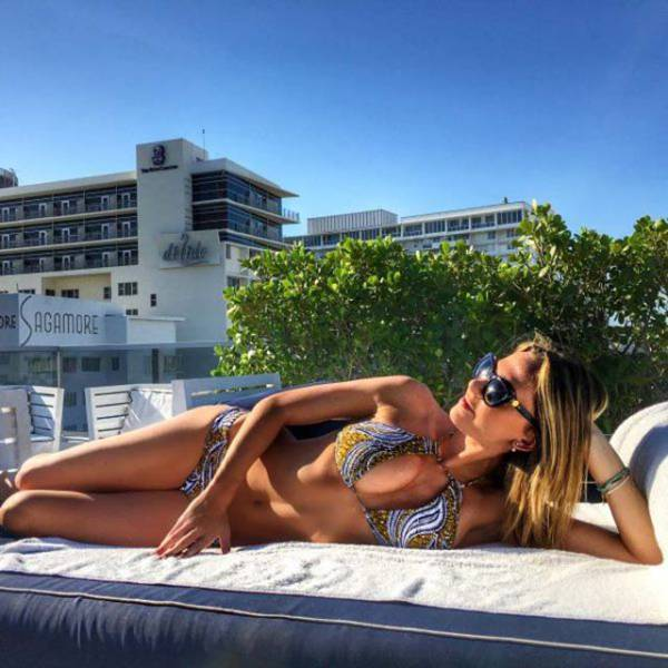 The Beautiful Bikini Babes Brigade Is Here To Say Hello (54 pics)