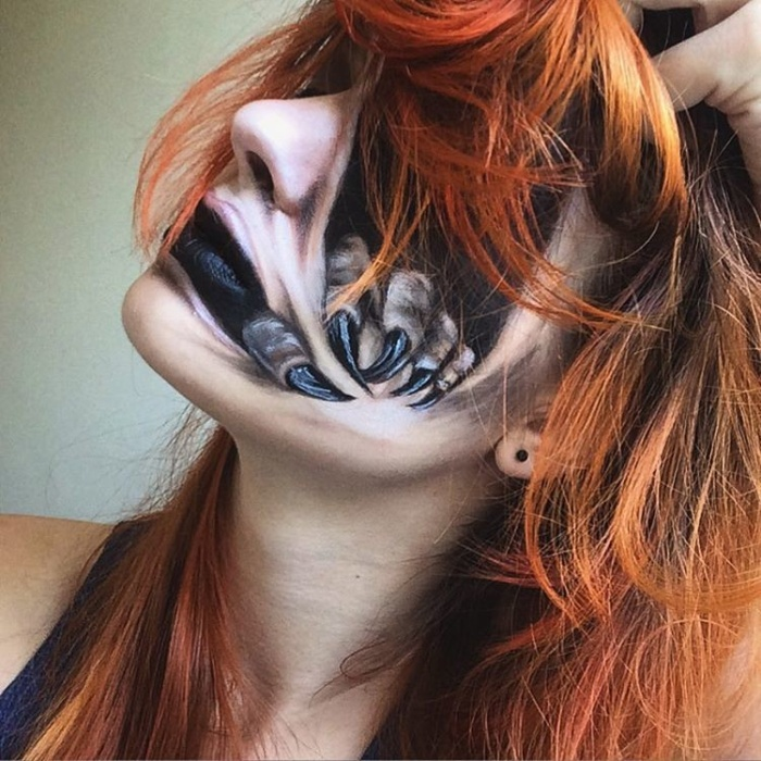 Talented Student Shows Off Serious Makeup Skills Like a Boss (29 pics)