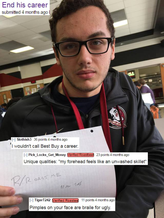 These People Got Burnt Bad When They Asked The Internet To Roast Them (50 pics)