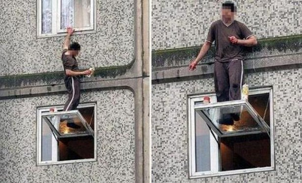 Clearly Not Everyone Likes To Put Safety First (22 pics)