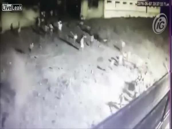 Mass Escape From Brazilian Prison
