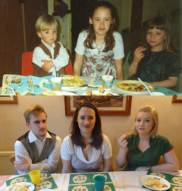 Pictures That Show Just How Much People, Places And Things Have Changed (41 pics)