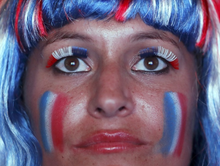 Passionate Soccer Fans From Different Countries Around The World (35 pics)