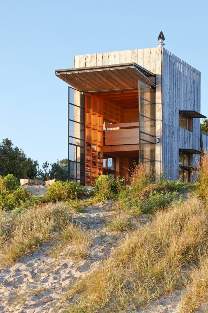This One Of A Kind Beach House In New Zealand Is The Perfect Getaway (18 pics)