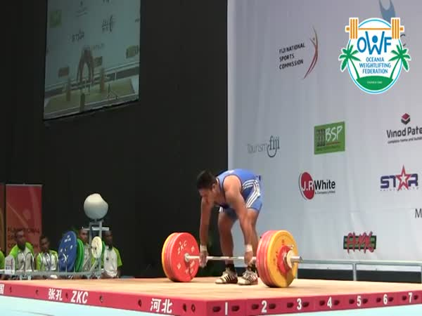 Weightlifter Dance