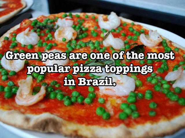 Crazy Food Facts That Might Blow Your Mind (30 pics)