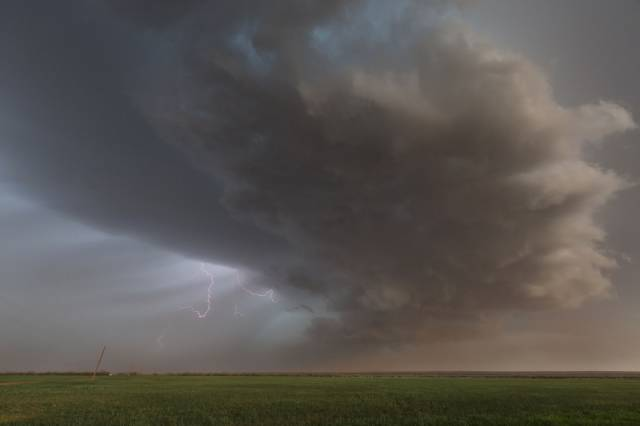 Breathtaking Weather Photos From Storm Chaser Kelly DeLay (69 pics)