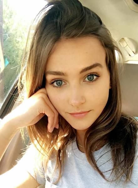 Natural girl pics