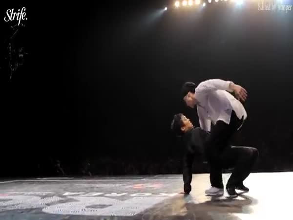 People Are Awesome Breakdance Edition