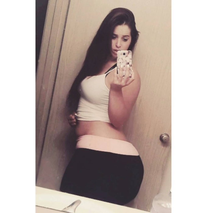Girl Shows Off Her 70 Inch Butt On Instagram (10 pics)