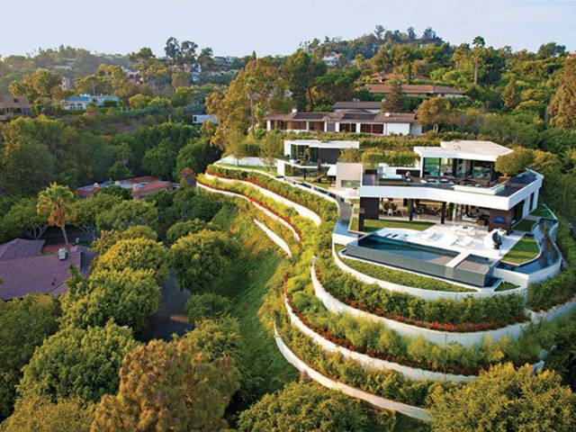 Awesome Houses That Would Be Amazing To Live In (58 pics)