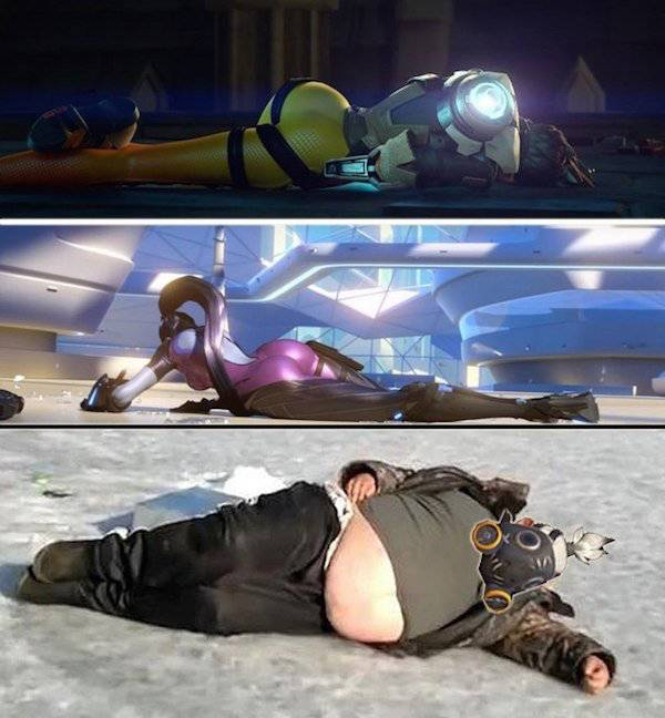 Fun Pictures For All The Gamers Of The World To Enjoy (23 pics + 2 gifs)