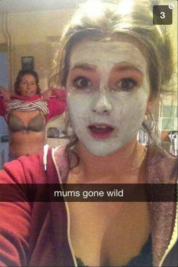 Funny Moms Who Have Totally Mastered Snapchat (15 pics)