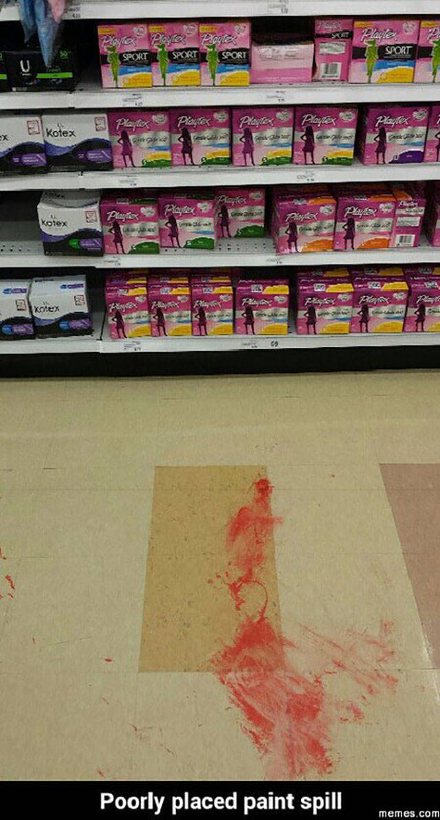 Girls Use Funny Jokes To Explain How Awful Periods Are (29 pics)