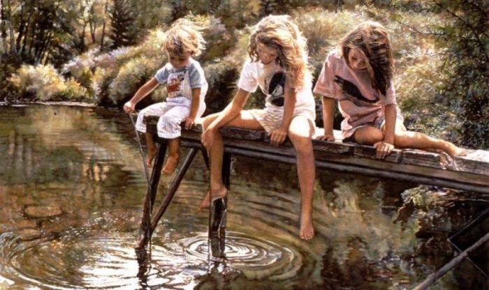 It's Hard To Believe These Super Realistic Paintings Aren't Photos (9 pics)
